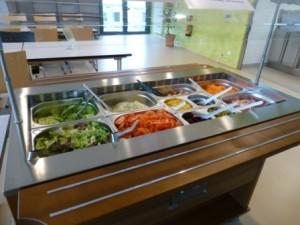Salat-buffet